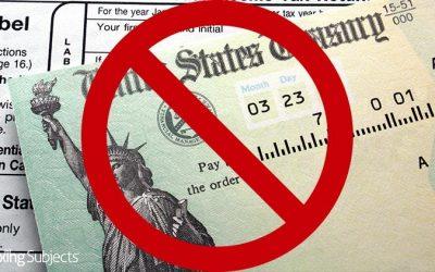 The IRS Isn't Processing Paper Tax Returns